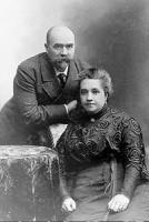 Барсуков С.П. с женой