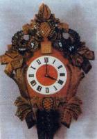 Часы «Кукушка» Сердобского часового завода