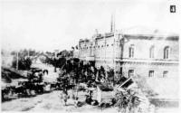 Фабрика спичечная в Нижнем Ломове