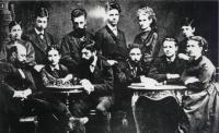 Семья врачей Филатовых
