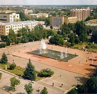 Фонтанная площадь