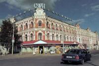 Гостиница «Сура» (в 19 в. «Россия»)