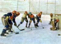 Пензенские гимнасты, все на лыжи, хоккеисты