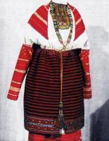 Костюм из с. Вяземка