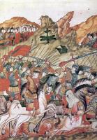 Куликовская битва (фрагмент)