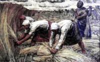 Пензенская страда 1941 года. Художник Ю.И. Ромашков