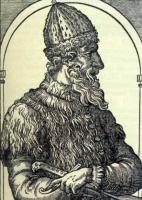 Портрет Ивана III