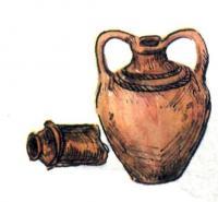 Археологические раскопки г. Мохши 3