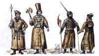 Русские войны 16-17 вв.