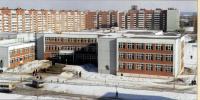 Школа в Каменке