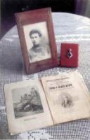 А.И. Солженицын в музее А.Г. Малышкина в Мокшане