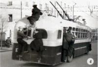 Троллейбус 1948 г.