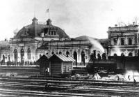 Вокзал Пенза I Сызрано – Вяземской железной дороги 2