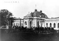 Вокзал Пенза I Сызрано – Вяземской железной дороги 3
