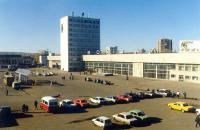 Железнодорожный вокзал Пенза I.